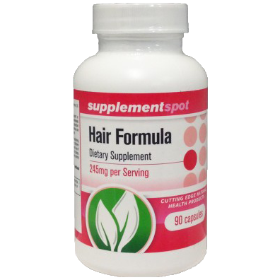 Hair Formula Dietary Supplement 90 Capsules