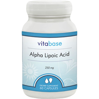Alpha Lipoic Acid (250 mg)